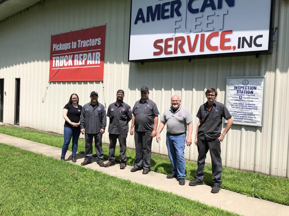 Team American Fleet Service